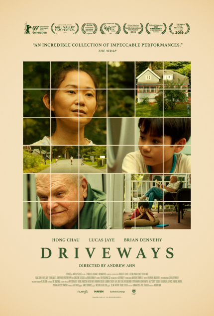 Review: DRIVEWAYS, Reflections on Life and Death, Between Kind Neighbors