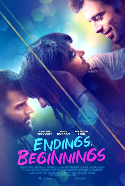 Now on VOD: ENDINGS, BEGINNINGS, A Woman, Two Men, Secrets, Etc.