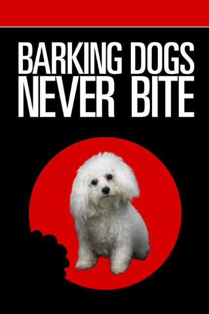 Now Streaming: Bong Joon-ho's BARKING DOGS NEVER BITE Throws Expectations Off the Roof