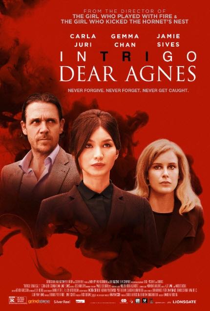 INTRIGO: DEAR AGNES Trailer Dives Into Marital Malice and Murder
