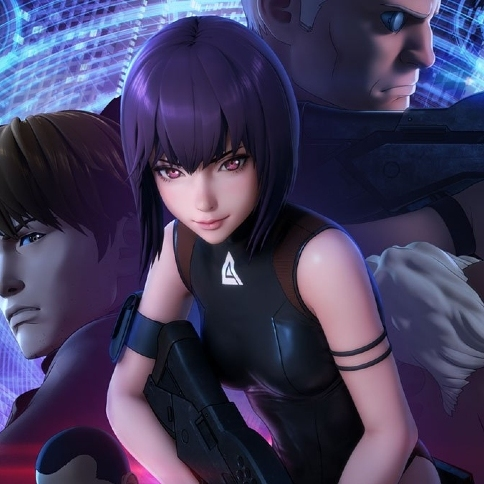 Now Streaming Ghost In The Shell Sac 2045 Love It Or Hate It It S Here