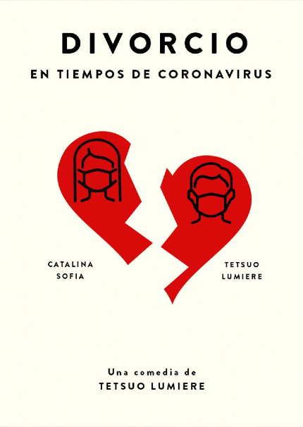 DIVORCE IN THE TIME OF CORONAVIRUS: Watch Short Fiilm Before Things Get Out of Hand