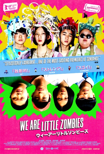 Review: WE ARE LITTLE ZOMBIES, Far From This Sad World