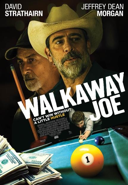 WALKAWAY JOE Trailer: Keep Your Eye on David Strathairn