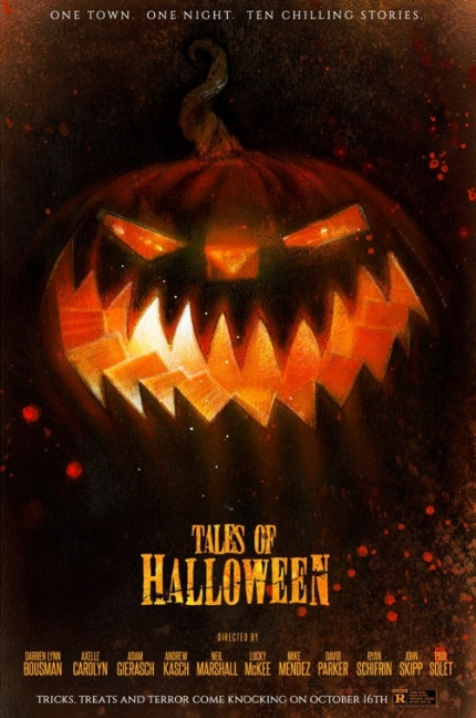 Now Streaming: TALES OF HALLOWEEN, Good Scary Stories, Well Told