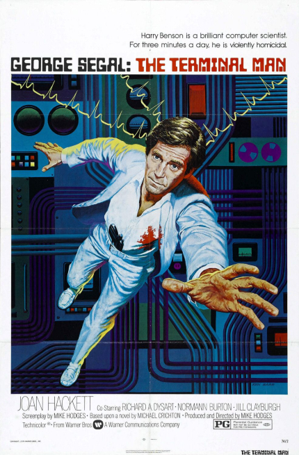 70s Rewind: THE TERMINAL MAN, When Elective Surgery Goes Bad