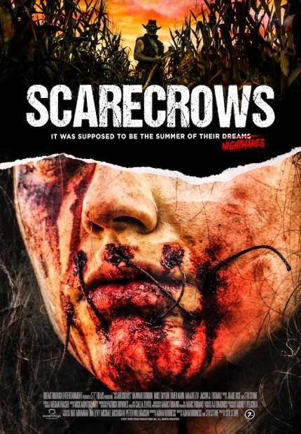 SCARECROWS: Black Fawn Distro Picks up Stoner Horror Flick, Releasing Moved to May 19th