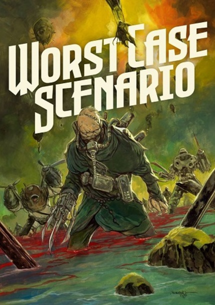 Crowdfund This: WORST CASE SCENARIO Gets Made - As A Graphic Novel