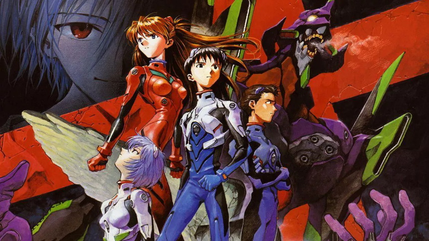 NEON GENESIS EVANGELION Gets The Ultimate Treatment