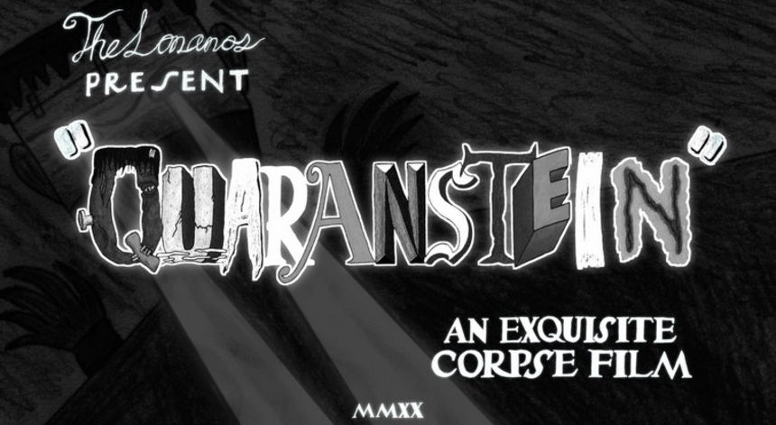 It's Alive! Alive!!!!!!! In the Teaser for QUARANSTEIN