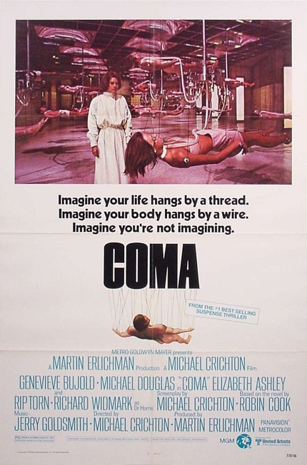 70s Rewind: Michael Crichton's COMA, What Makes Us Human