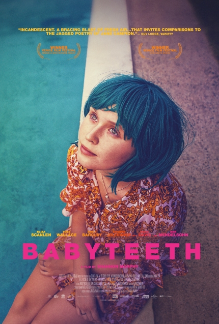 New BABYTEETH Trailer: Growing Up Is Really, Really Tough