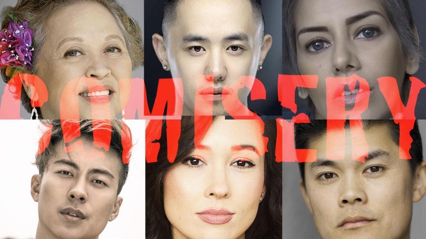 Exclusive: Sci-Fi Comedy Series COMISERY Announces Cast, Sets Debut