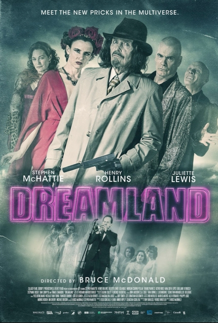 Review: DREAMLAND, Where the Chaos Is Somewhat Under Control