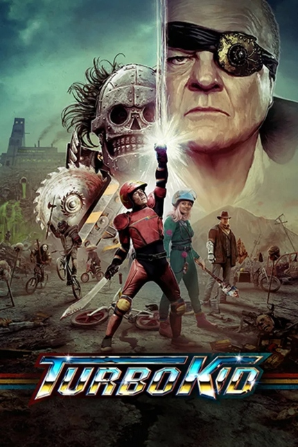 Now Streaming: TURBO KID, The Right Kind of Gory, Glorious Plastic