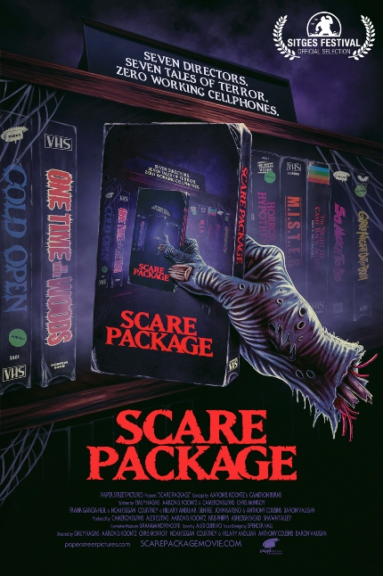 SCARE PACKAGE: Shudder Sets Horror-Comedy to Stream Soon