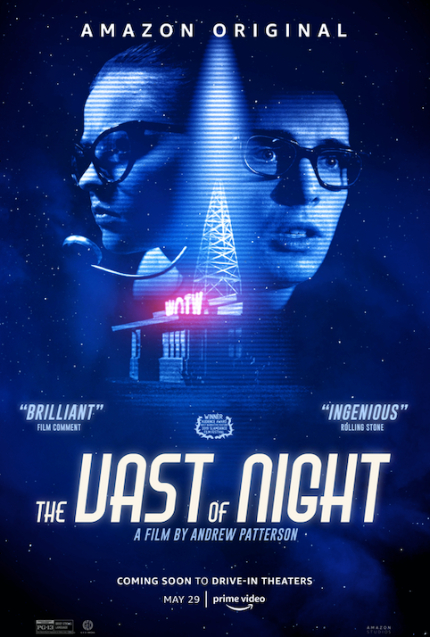 Review: THE VAST OF NIGHT, A Superbly Accomplished and Riveting Tale