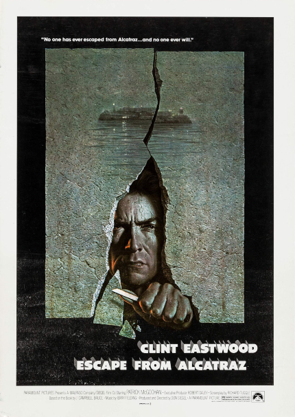 70s Rewind: ESCAPE FROM ALCATRAZ, We Gotta Get Out of This Place