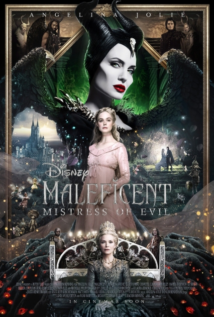 Now Streaming: MALEFICENT: MISTRESS OF EVIL, How the Mighty Have Fallen