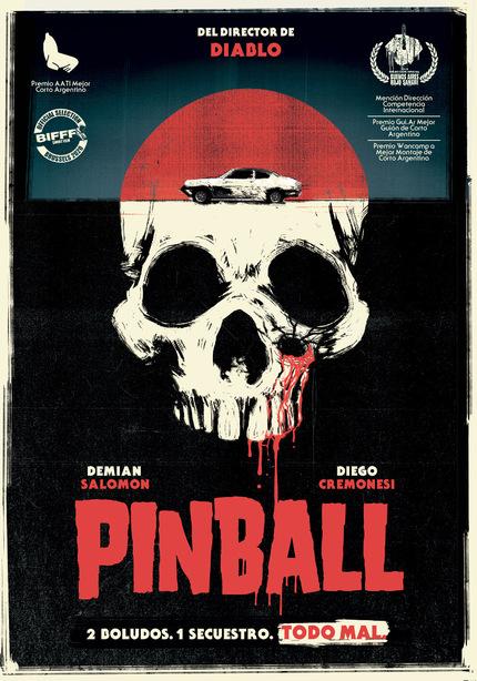 Watch Nicanor Loreti's New Short Film PINBALL Now!