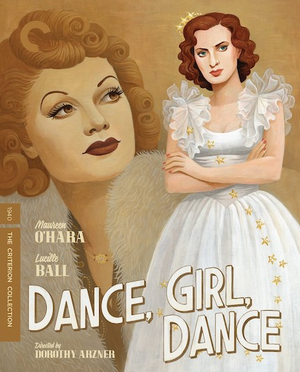 Blu-ray Review: DANCE, GIRL, DANCE Was Ahead of its Time