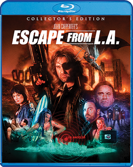 Blu-ray Review: ESCAPE FROM L.A.