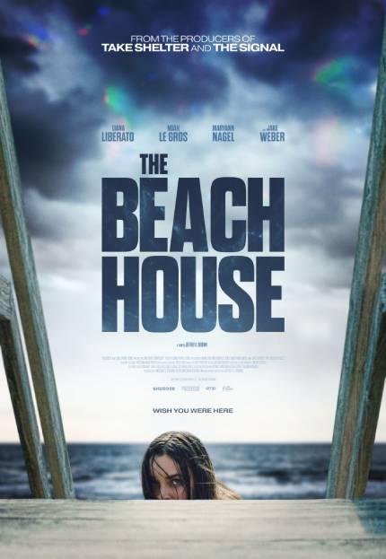 THE BEACH HOUSE Trailer: Cosmic Eco-Horror Coming to Shudder on July 9th