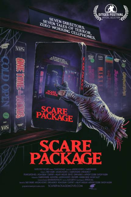 Review: SCARE PACKAGE, Laughing in The Face of Horror Tropes