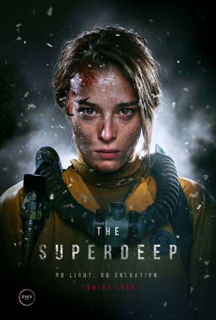 SUPERDEEP: New Trailer For Russian Sci-fi Horror. We Promise It'll Be Around For a While. We Think.