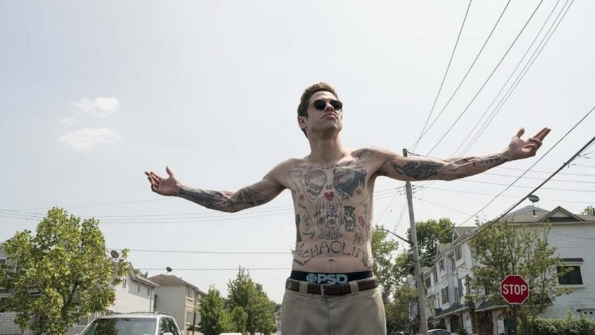Review: THE KING OF STATEN ISLAND Delivers Fitful Laughs and Minor Insights