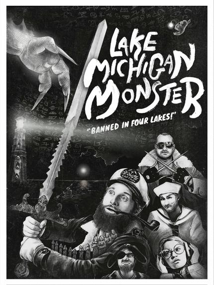 Trailer: LAKE MICHIGAN MONSTER Awakens on the Arrow Video Channel this August, Virtual Premiere July 31st