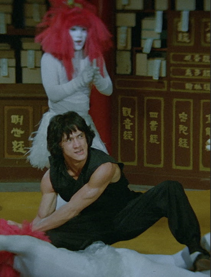Now Streaming: SPIRITUAL KUNG FU, Jackie Chan Dreams Come True