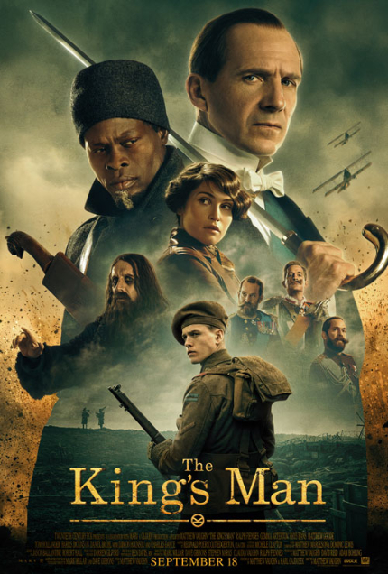 THE KING'S MAN Trailer: Boys Are So Messy