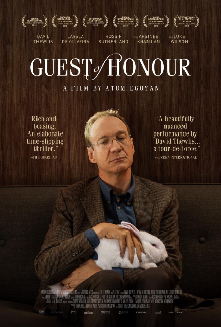 Coming Soon: GUEST OF HONOUR, From Atom Egoyan, Watch Trailer Now