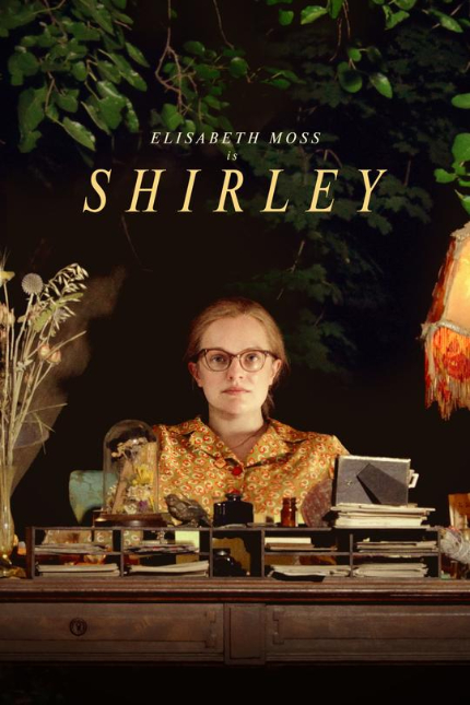 Now Streaming: SHIRLEY Rises to the Level of Film Art