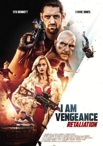 Interview: I AM VENGEANCE: RETALIATION Director Ross Boyask Talks UK Action