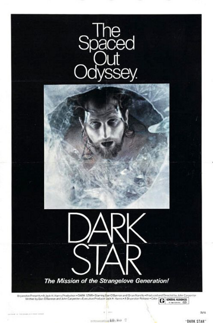 Now Streaming: John Carpenter's DARK STAR, Before the Horror