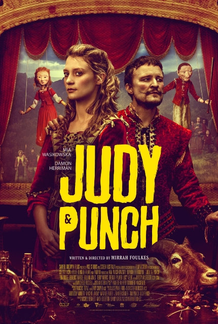 Exclusive JUDY & PUNCH Clip: Puppet Show Hits Hard