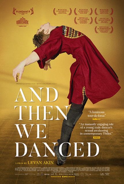 Now on Blu-ray: AND THEN WE DANCED, The Story Behind the Story