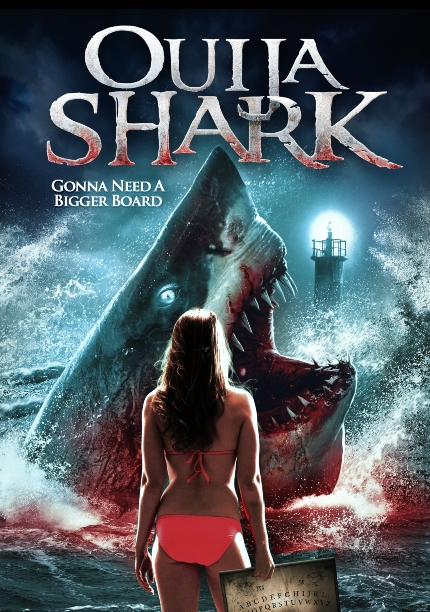 OUIJA SHARK: Nuff Said. But Here's the Trailer Anyway.