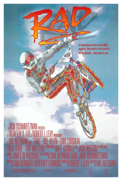 RAD Trailer: 80s Bike Flick Looks, Well, Rad