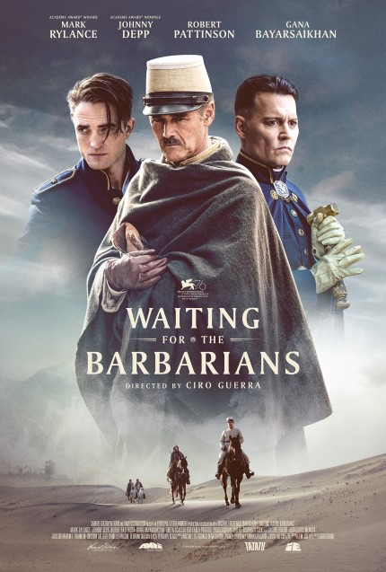 WAITING FOR THE BARBARIANS Trailer: More Like, Waiting For Something to Happen