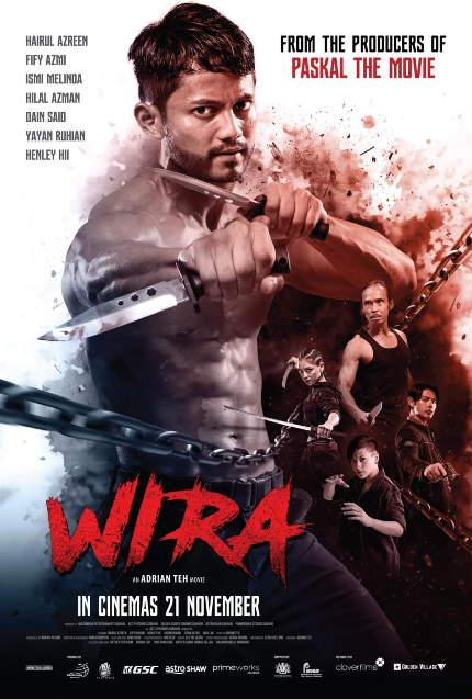 Now Streaming: WIRA, Family Comes First, Then Fighting