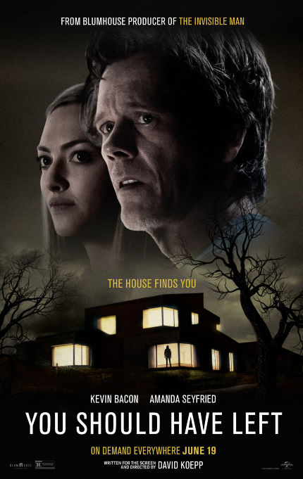 YOU SHOULD HAVE LEFT Trailer: Maybe a Few Twists Remain