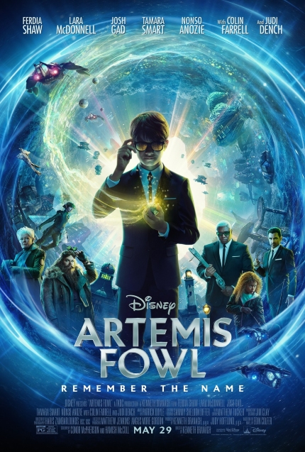 Review: ARTEMIS FOWL, Adventure Most Foul
