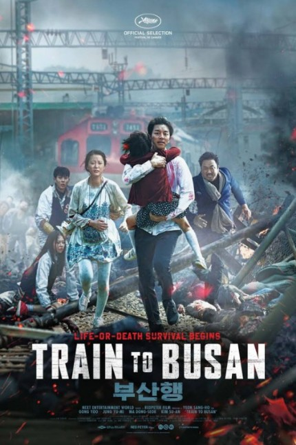TRAIN TO BUSAN Extended Version Trailer: Zombies Returning to Theaters