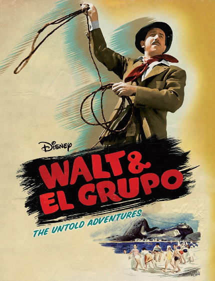 Now Streaming: WALT & EL GRUPO, Disney Vacation With the Boss