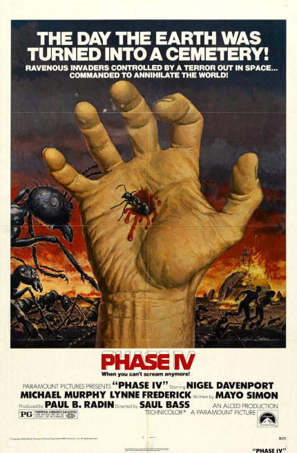 Now Streaming: PHASE IV, The Ants Are Coming, The Ants Are Coming