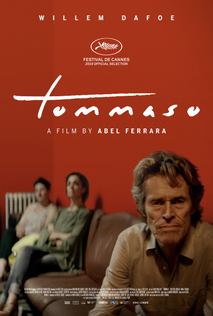 Review: TOMMASO Stars a Riveting Willem Dafoe As Abel Ferrara Stand-In