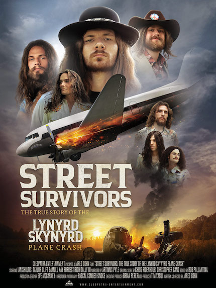 Interview: Director Jared Cohn Talks STREET SURVIVORS: THE TRUE STORY OF THE LYNYRD SKYNYRD PLANE CRASH